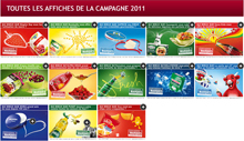 Campagne 2011